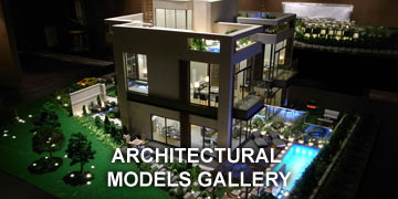 Architectural models gallery