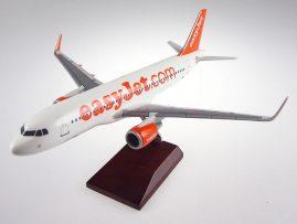 Executive desktop resin aircraft scale model