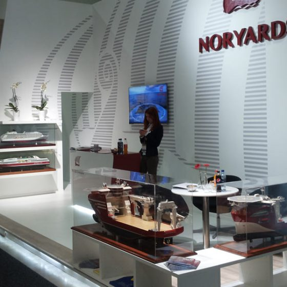 Exhibition models